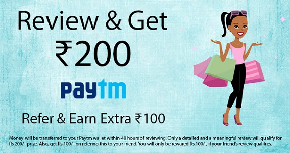 Shopersmedia paytm cash