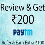 ShopersMedia Free 200 Paytm CashPer Review+ Earn 100rs Per Refferal