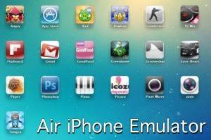 airiphone ios emulator for windows