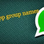 (200+)😍Whatsapp group names for friends,More😋2018