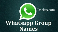 200+) Whatsapp group names for friends,More 2019 - Tricks5