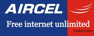 Aircel free internet