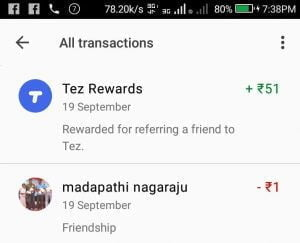 tez refer