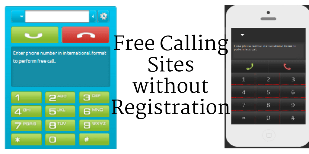 Best 15 Free Calling Sites without Registration 2019 - Tricks5